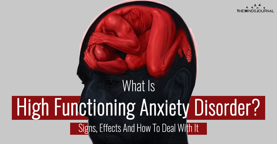 What Is High Functioning Anxiety Disorder