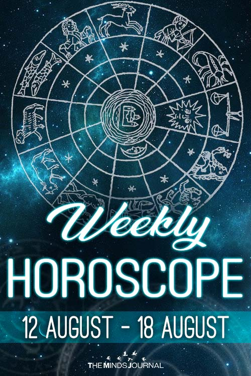 Your Horoscope New Week August