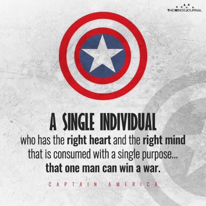 a single individual