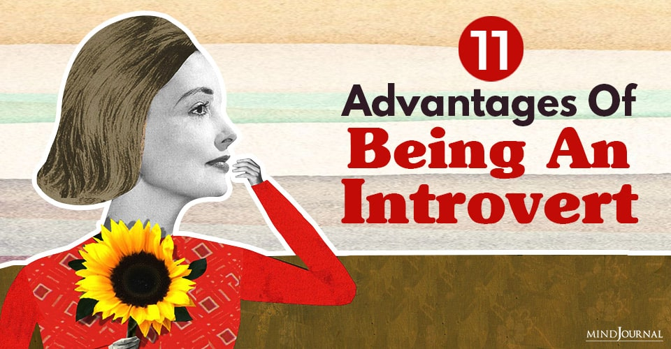 advantages of being an introvert
