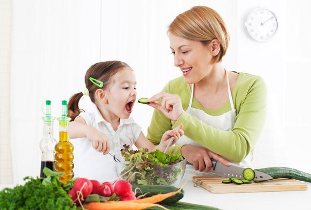 healthy food children