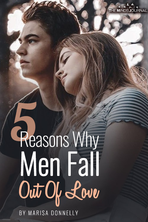 men fall out of love
