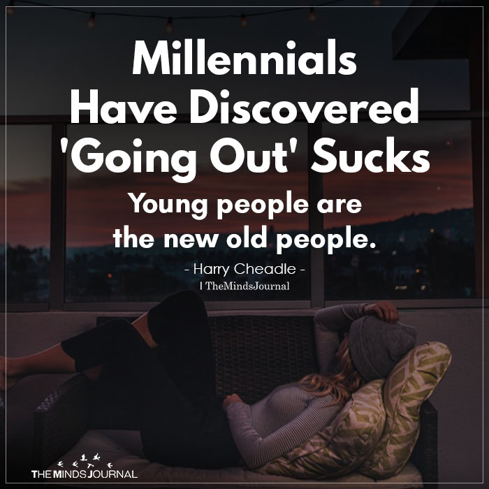 millennials have discovered