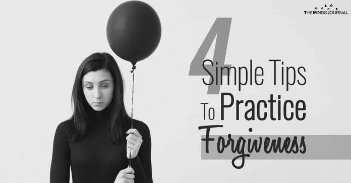 Why We Should Practice Forgiveness and 4 Ways To Go About It
