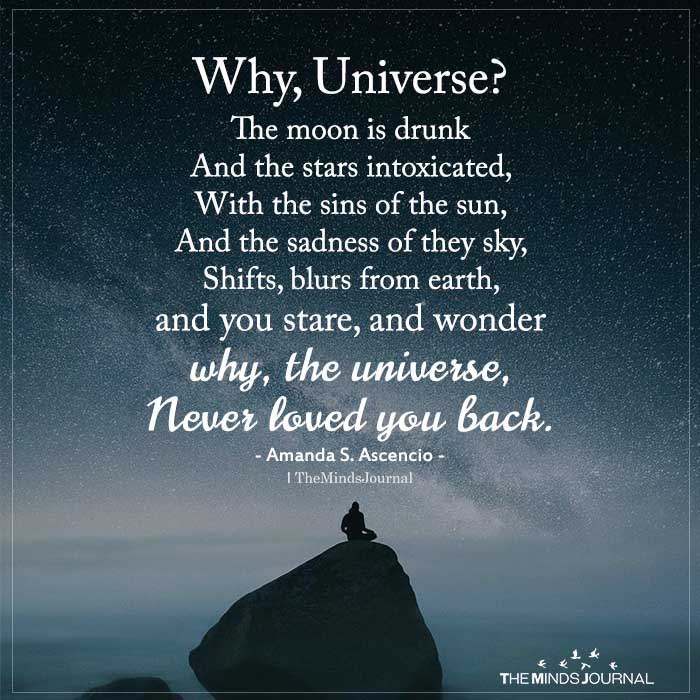why universe