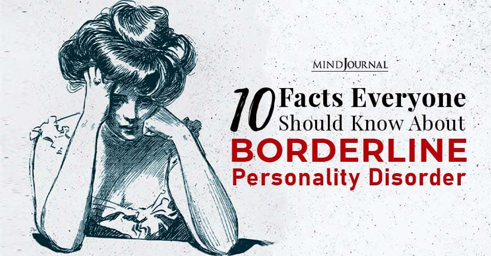 10 Facts Borderline Personality Disorder