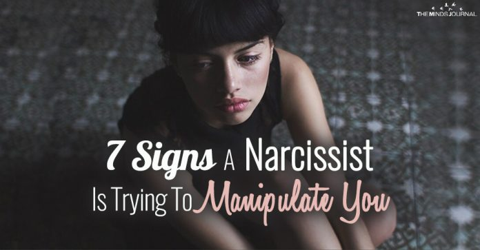7 Signs A Narcissist Is Trying To Manipulate You.