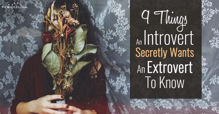 9 Things An Introvert Secretly Wants An Extrovert To Know But Will Never Tell