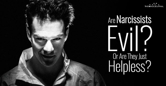 Are Narcissists Evil