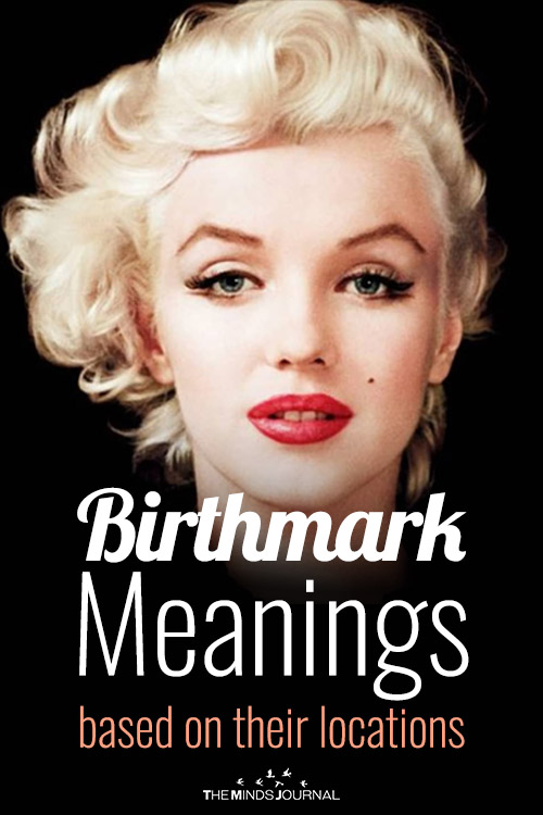 Birthmark Meanings pin