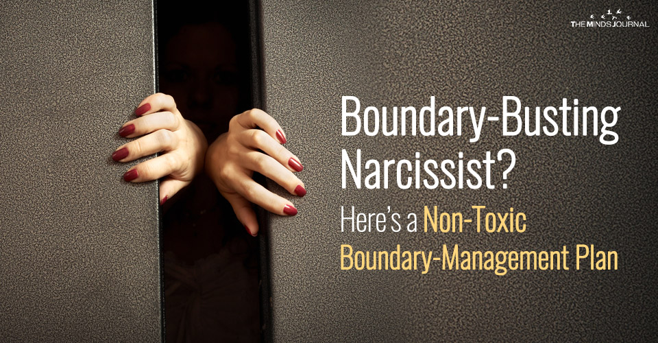 Boundary-Busting Narcissist? How to Set Boundaries With A Narcissist