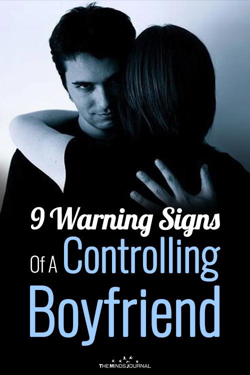 Controlling Boyfriend Pin
