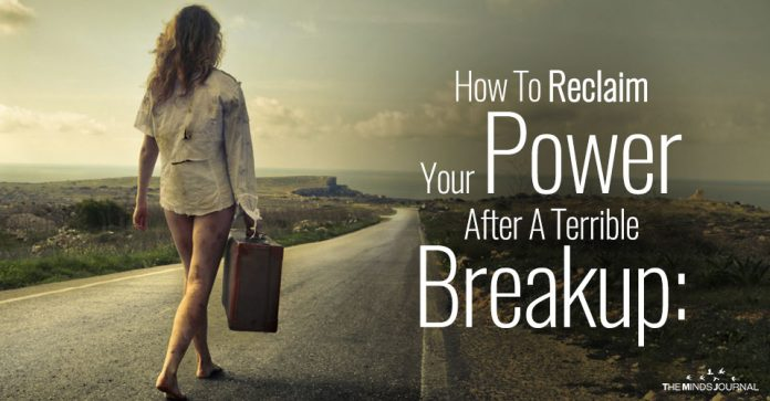 How To Reclaim Your Power After A Terrible Breakup: 10 Practical Breakup Survival Tips