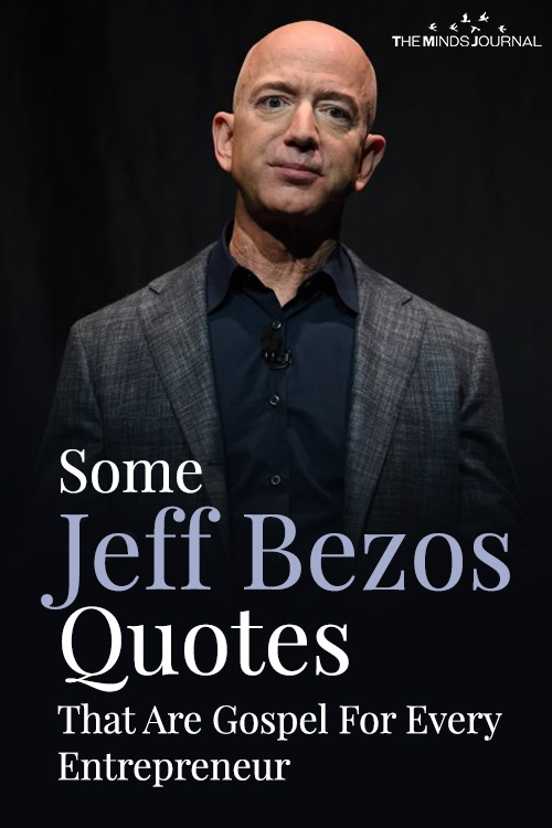 Jeff Bezos Quotes pin