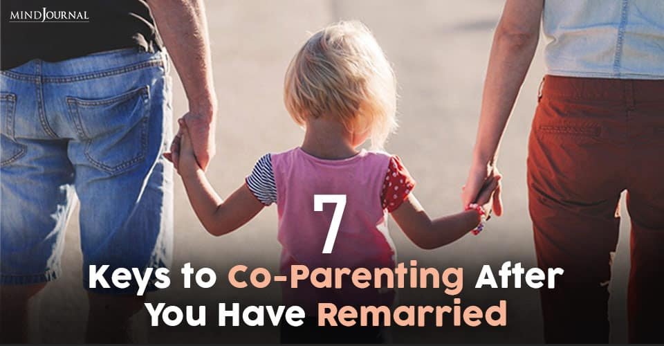 Keys CoParenting After Remarried