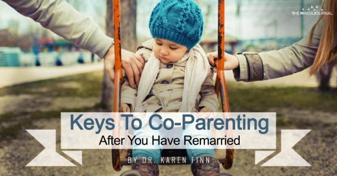 Keys To CoParenting After You Have Remarried