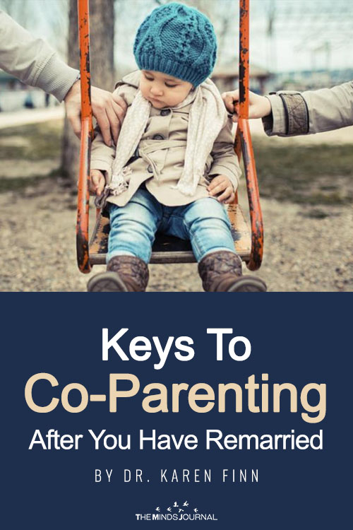 Keys To CoParenting After You Have Remarried pin