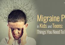 Migraine Pain in Kids and Teens: Things You Need To Know