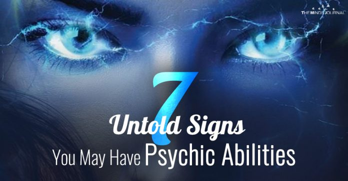 Signs You Have Psychic Abilities