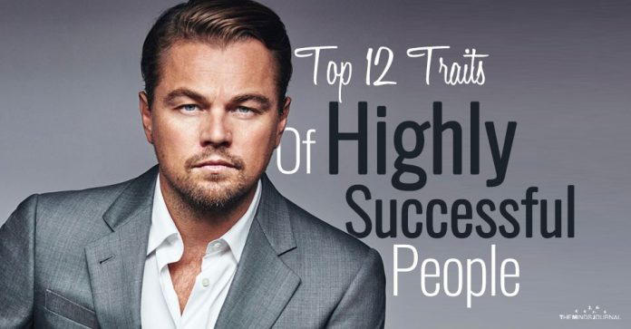 Traits of Highly Successful People