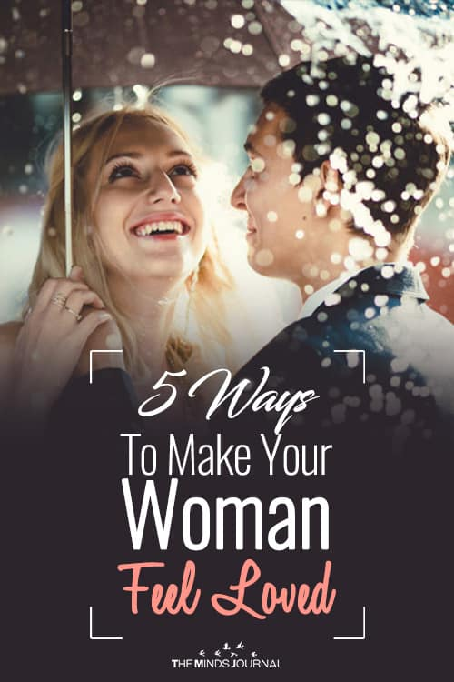 Ways To Make Your Woman Feel Loved pin
