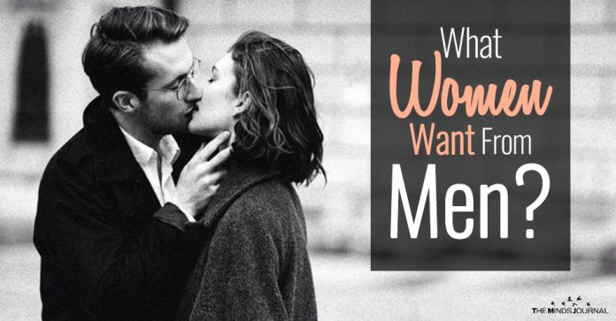 The Secret Is Finally Out: This Is What Women Want From Men
