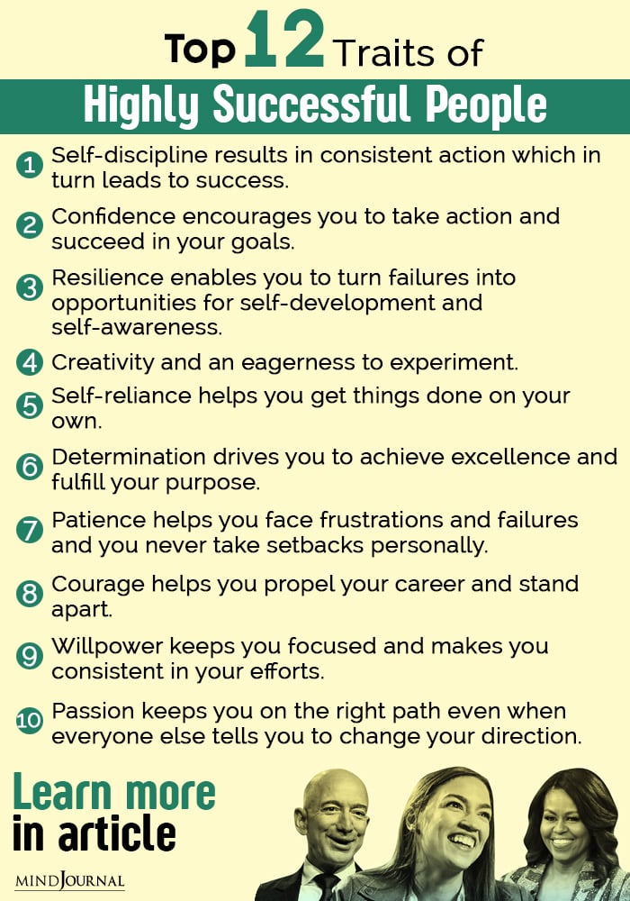 highly successful people info