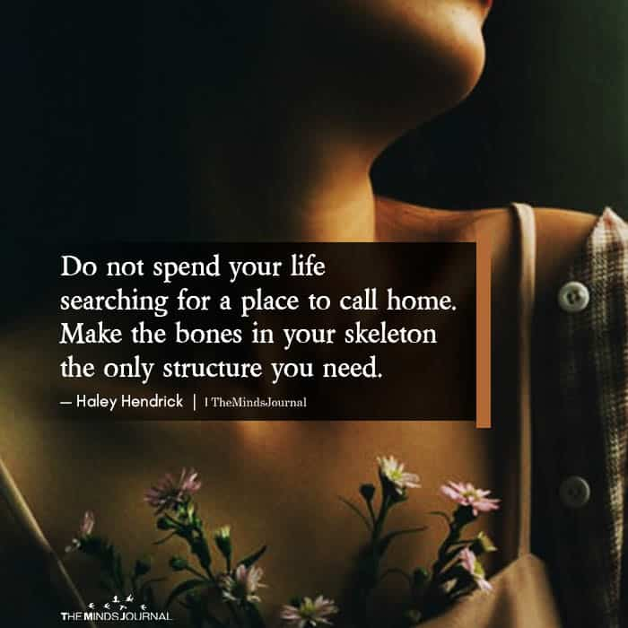 Do Not Spend Your Life