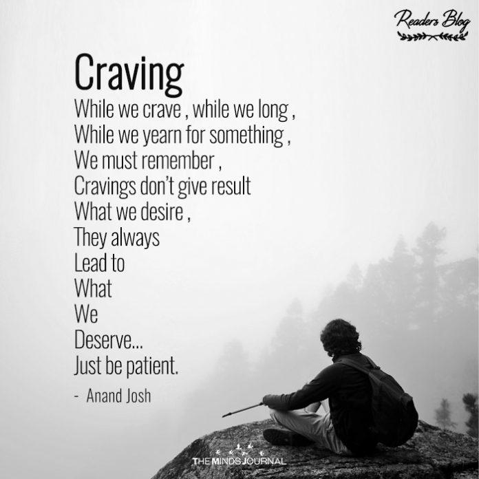 readers blog craving