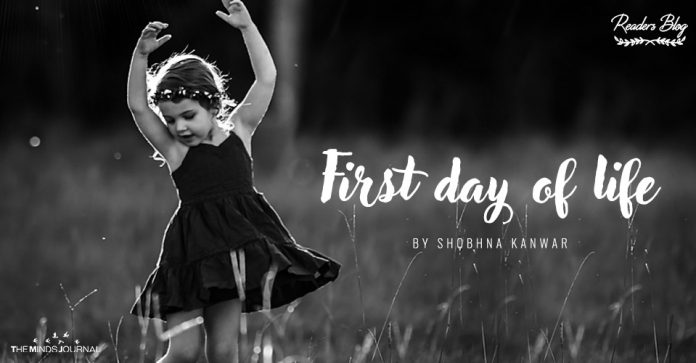 readers blog first day