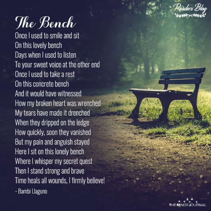 readers blog the bench