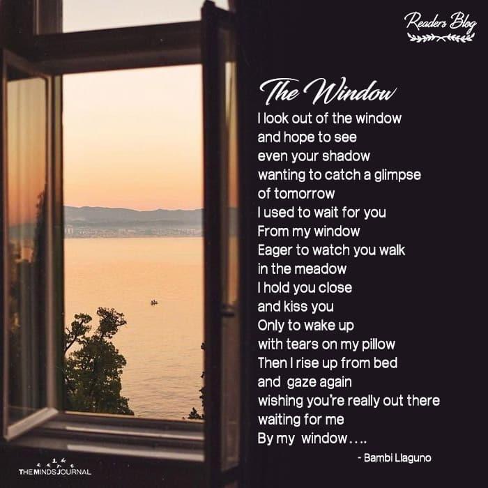 readers blog window