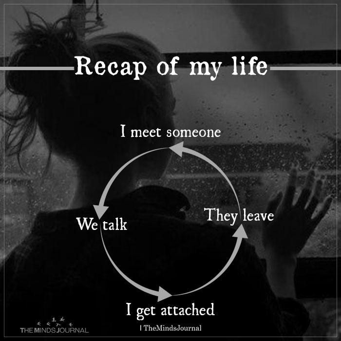 Recap of My Life