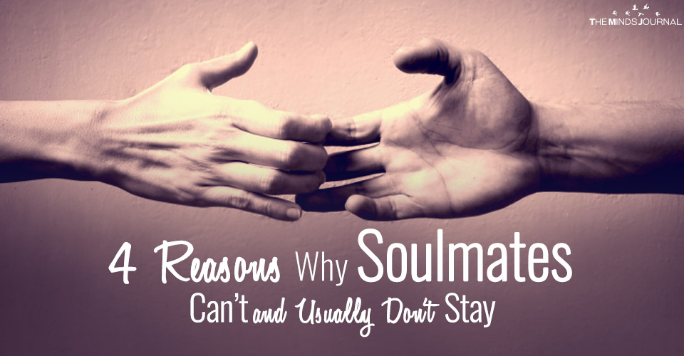 soulmate cant stay