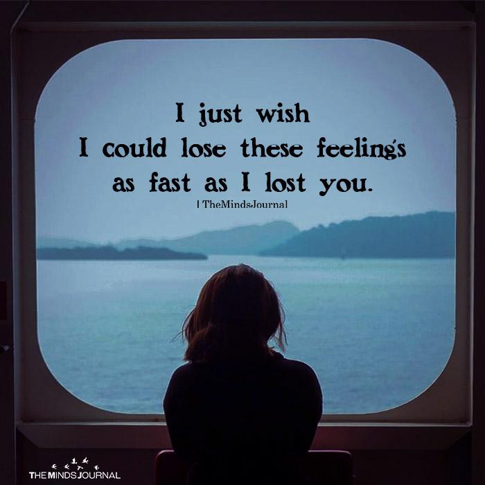 I Just Wish