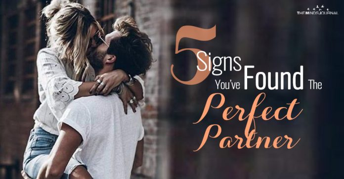 5 Things That Prove You've Found The Perfect Partner