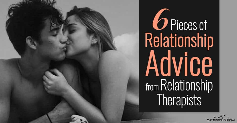 6 Pieces of Relationship Advice For Married Couples