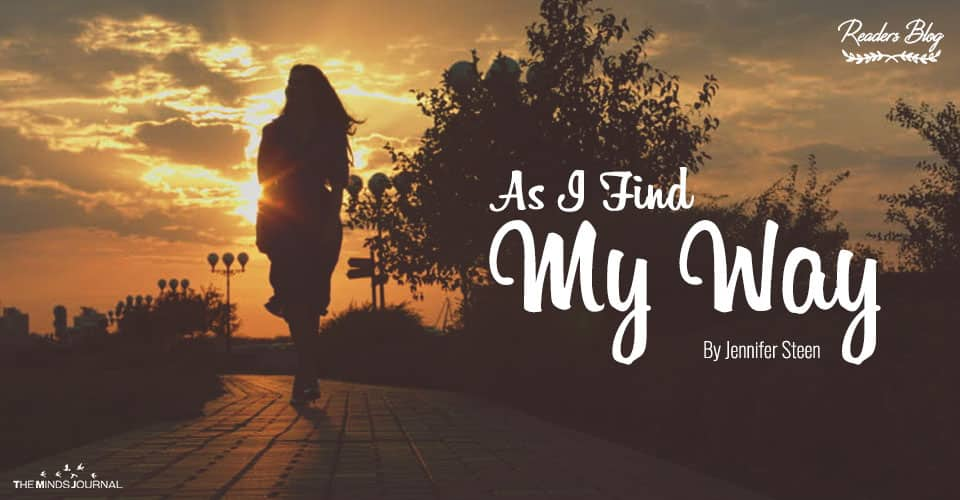 As I Find My Way