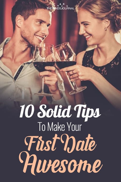 Attention Men! 10 Solid Tips To Make Your First Date Awesome