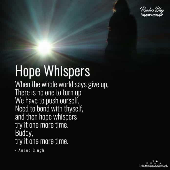 Hope Whispers