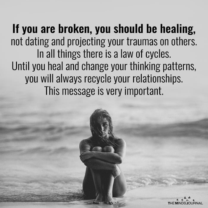 If You Are Broken