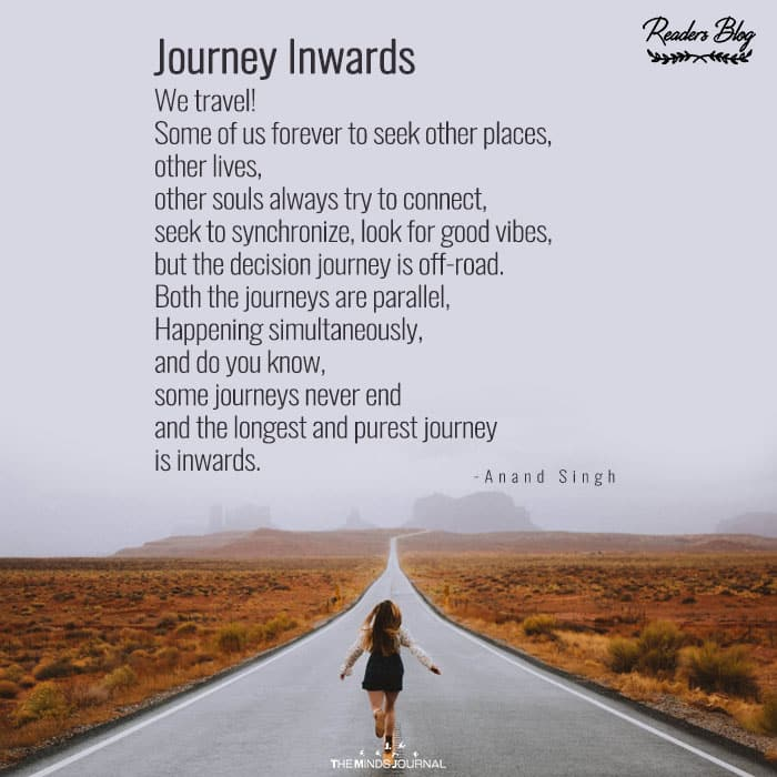 Journey Inwards