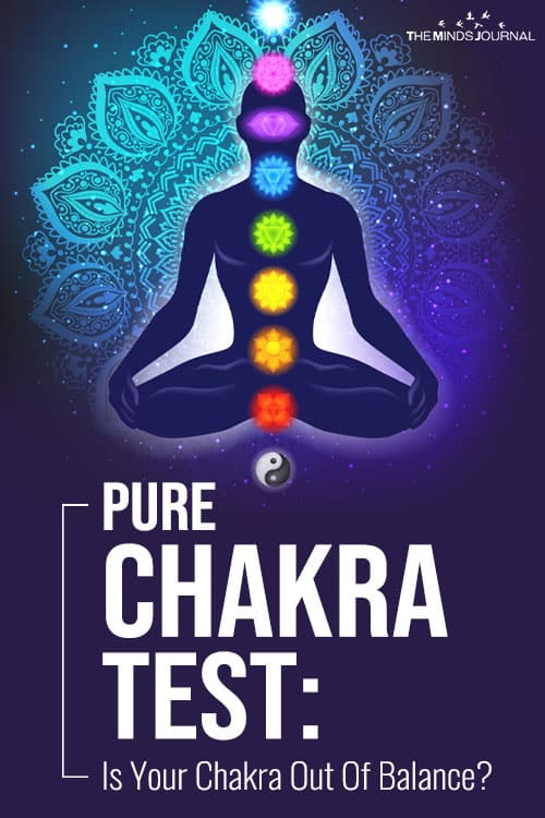 Which of Your Chakra Is Out Of Balance?