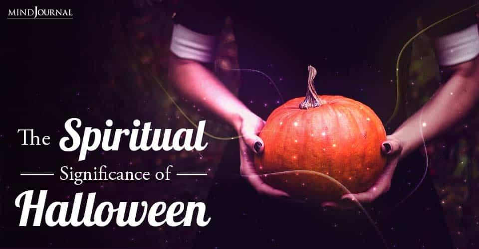 Spiritual Significance Halloween