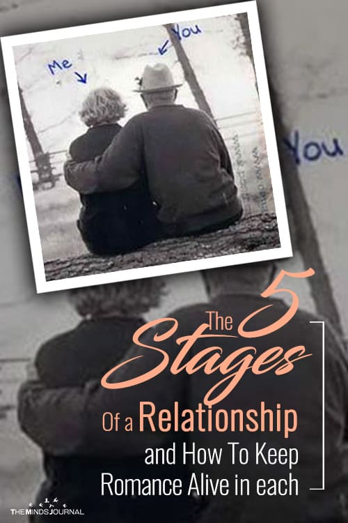The 5 Stages Of Your Relationship and How To Keep The Romance Alive in each