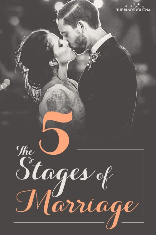 5 Stages of Marriage And How Your Love Map Can Make It Stronger