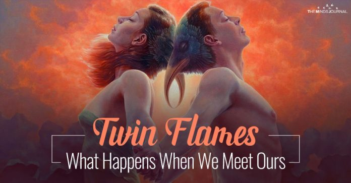 Twin Flames: What Happens When We Meet Ours