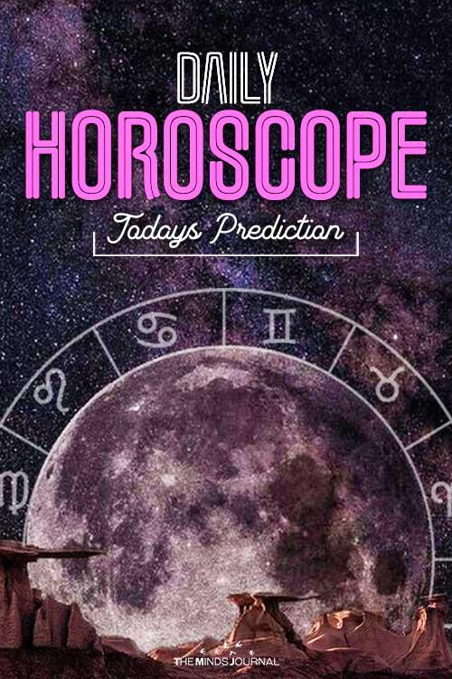 daily horoscope pin