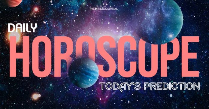 Your Daily Horoscope for Friday 06 December 2019