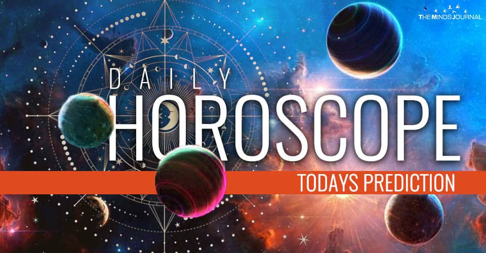 Your Daily Horoscope for Friday 13 December 2019
